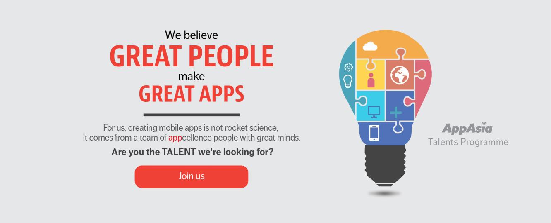 AppAsia Talents Programme